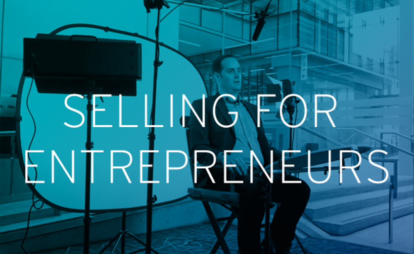 Selling Skills for Startups